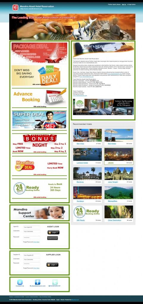 Mandira Abadi Hotel Reservation - Booking Online   Voucher Hotel   Mudah - Cepat - Akurat (1)